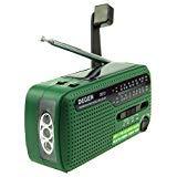 XHD® DEGEN DE13 FM AM SW Kurbel-Dynamo Solarenergie für den Ausnahmezustand A0798A Weltempfänger