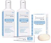 ACNE TREATMENT KIT 4 STEP REGIMEN WITH SULFUR - Joesoef Skin Care