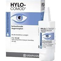 Hylo Comod Augentropfen, Doppelpackung, 2 x 10 ml, 20 ml preisvergleich bei billige-tabletten.eu