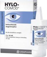 Hylo Comod Augentropfen, Doppelpackung, 2 x 10 ml, 20 ml