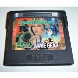 SEGA GAME GEAR CRISTAL WARRIORS VIDEOGAMES
