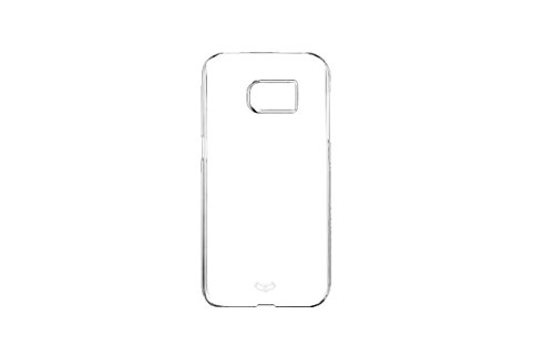 Enthopia Ultra Thin Uncrackable Transparent Flexible HARD BACK CASE Cover for Samsung Galaxy S7  available at amazon for Rs.95