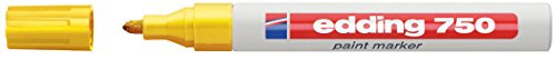 edding Lackmarker 750/4-750005 gelb (Online-shop Party City)