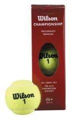 Wilson Championship DL, 3er Tennisbälle -