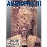 les dossiers d'archeologie n° 180 de mars 1993 - amenophis III : l'egypte a son apogee (magazine)