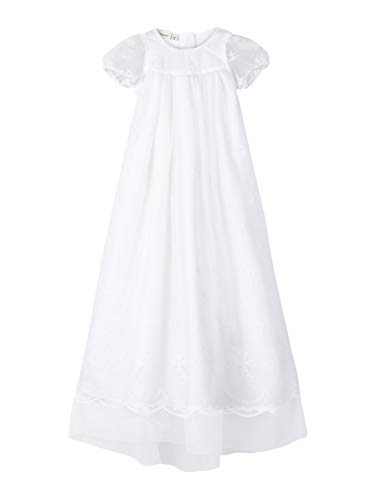 n extra langes Taufkleid traditionell nbfDALINE ()