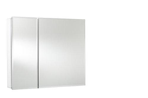 Croydex - Armario de aluminio con puerta de espejo (76 x 66...