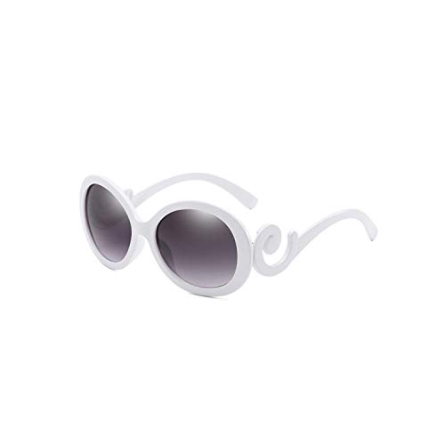 Klassische Sportsonnenbrille, NEW Classic Sunglass Oval Shape Oculos De Sol Feminino Fashion Women's Glass Retro Luxury Lady Sunglass C4