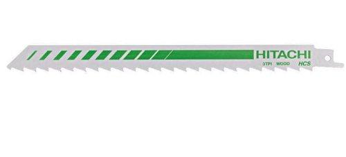 Preisvergleich Produktbild Hitachi Tigersägeblatt 225 mm,HCS,3TPI (VE = 5 Stück)