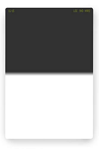 Lee Filters ND9GH100x150U2 Filtre Résine Dégradé Neutre Hard 0.9ND