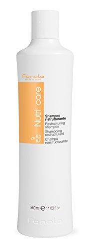 Bella Shampoo (Fanola Nutri Care Shampoo 350 ml Feuchtigkeits-Shampoo)