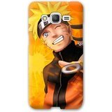 Coque Samsung Galaxy Grand Prime Manga - Naruto - - jaune B -