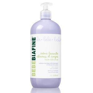 BébéBiafine Hair and Body Washing Cream 500ml