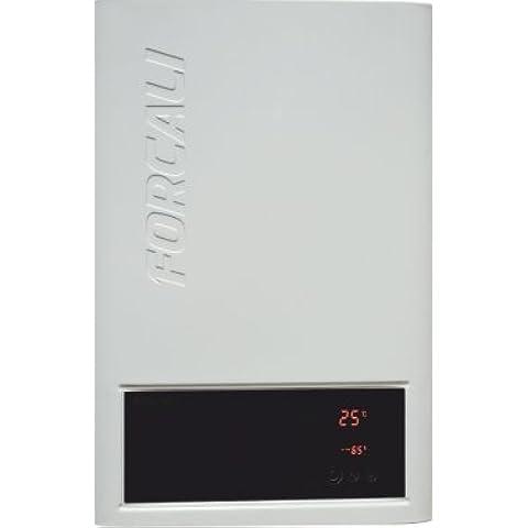 Calentador de agua a gas GLP ( Butano /Propano ) CAMARA ESTANCA DE TIRO FORZADO 12 litros Forcali