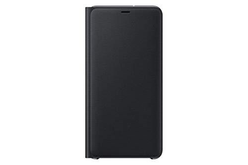 Samsung EF-WA750 Wallet Cover für Galaxy A7 (2018) Schwarz - Samsung Galaxy Wallet