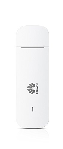 Foto de Huawei E3372 - Adaptador de red USB (150 Mbps, 4G LTE), color blanco
