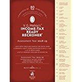 V. G. MEHTA'S™ INCOME-TAX READY RECKONER® 2018-19