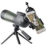 Gosky Universal Cell Phone Adapter Mount - Compatible Binocular Monocular Spotting Scope Telescope