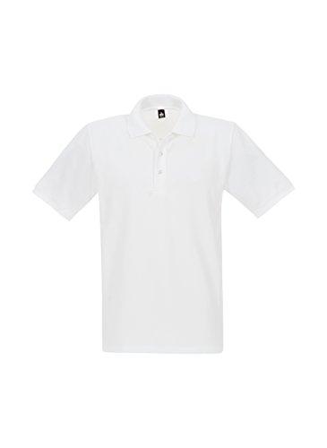 Trigema Herren Poloshirt 6206014 Weiß