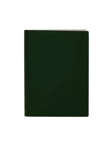 paperthinks-deep-olive-large-plain-recycled-leather-notebook-45-x-65-inches
