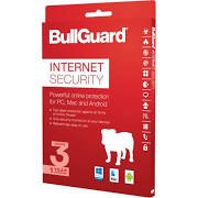 BullGuard Internet Security 2017 - 1Year 3 Device License - English (PC)