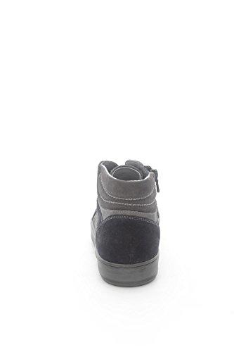 Nero Giardini A402941U Sneakers Uomo Oceano/Cemento