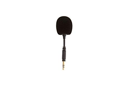 DJI CP.ZM.000321 FM-15 Flexi Mikrofon für OSMO schwarz