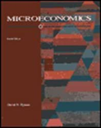 Microeconomics (Irwin Series in Economics)
