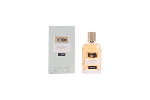 DSQUARED2 POTION WOMAN  eau de parfum mit Zerstäuber 100 ml -