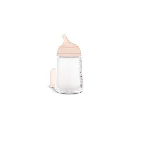 Biberon suavinex anticolico zero zero 270 ml flujo