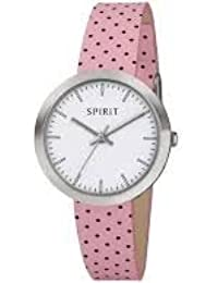 Spirit Girl's Pink Polka Dot Srap Watch ASPT01