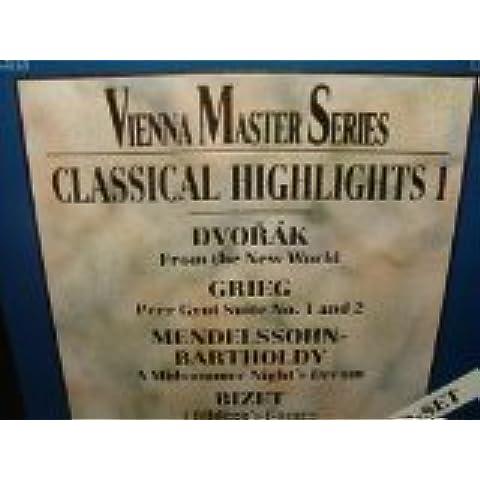 Vienna Master Series /Classical Highlights l (1991-05-03)