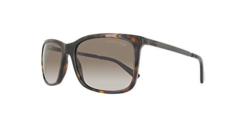 Michael Kors Herren MK2033-319173-56 Sonnenbrille, Havana, 56