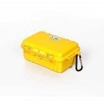 Pelican Micro Case 1050 Kunststoff-Box (Case Micro Cases Micro)