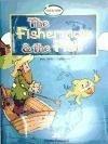 fisherman & the fish. Student's pack. Con CD Audio. Con DVD. Per la Scuola media: 1