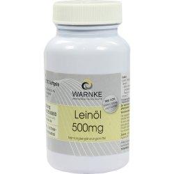 LEINÖL 500 mg Kapseln 100 St Kapseln