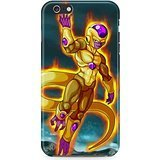 Dragon Ball Z Golden Frieza Hard Plastic Snap-On Case Skin Cover For iPhone 6 / iPhone 6s