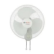 Bajaj Rush Air 300mm High Speed Wall Fan (Bianco)