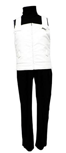 Kakashi Black Kostüm Ops Anbu - Chong Seng CHIUS Cosplay Costume Black Ops Outfit for Hidden Leaf Hatake Kakashi Anbu V2