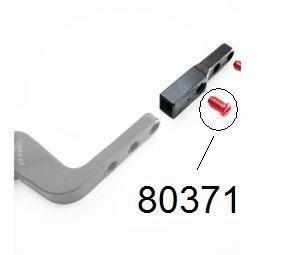 Lascal Schraube für Verlängerung für Buggyboard Mini / Basci / Maxi