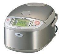 ZOJIRUSHI IH rice cooker [Outside of Japan for] NP-HLH10XA Specification (220-230V) by Zojirushi (Zojirushi Reiskocher)