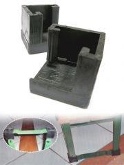 Bodenschoner für Festzeltgarnituren 1 Tisch und 2 Bänke (12-teilig)