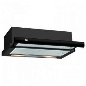 Teka extraible - Campana tl 6310-b negro clase de eficiencia energetica e