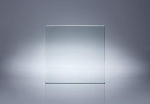 ESG Sicherheitsglas (Einscheibensicherheitsglas) - Glasplatte/Glastisch Transparent - Alle Maße...