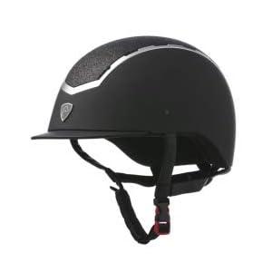 Equi-Theme/Equit'M Damen Equithème Insert Lamé Helmet Helm