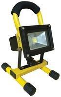 Projecteur LED 10W RECHARGEABLE Par LEDRCF10 Générique &meilleur prix carré