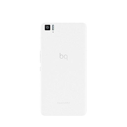 BQ Aquaris M5 5 - Smartphone de 5 5 pulgadas 4G Wi-Fi Bluetooth 4 0 Qualcomm Snapdragon 615 Octa Core A53 1 5 GHz 16 GB de memoria interna 3 GB