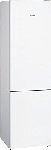 Siemens KG39NVW45 Kühl-Gefrier-Kombination (Gefrierteil unten) / A+++ / 203 cm / 182 kWh/Jahr / 279 L Kühlteil / 87 L Gefrierteil / Super Cooling