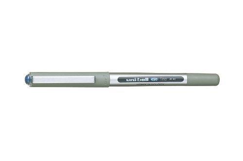 Uni-Ball Eye UB-157rollerball penna blu [confezione da 3] Medium 0.7mm Ball by Uni-ball