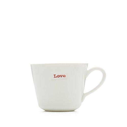 Keith Brymer Jones Word Range Espressotasse mit Schriftzug Love